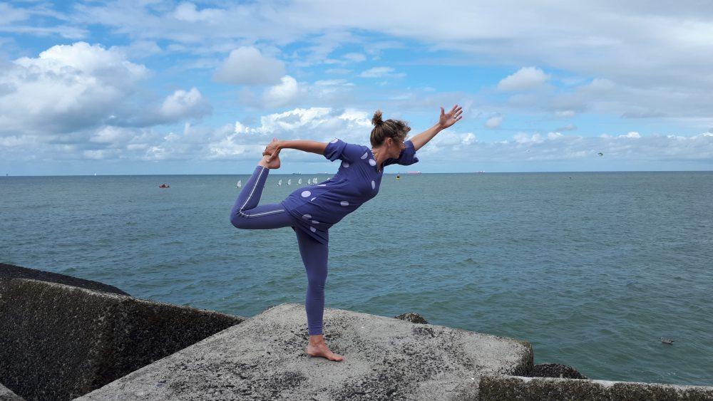 Yoga bij Carina